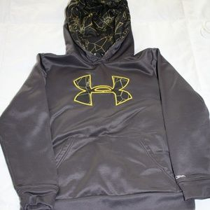 Under Armour Shirts & Tops - Boys under armour hoodie